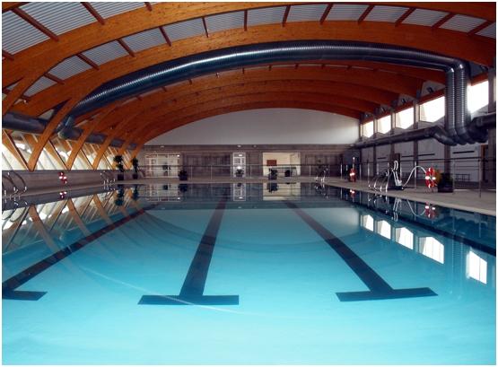 La piscina climatizada de villafranca abre hoy sus puertas for Piscina villafranca